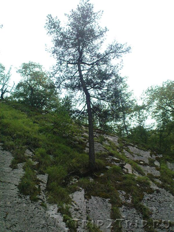 Водопады реки Куаго, Краснодарский край