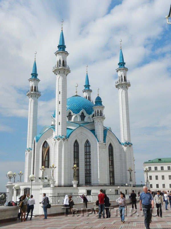 Кул Шариф, Казанский кремль