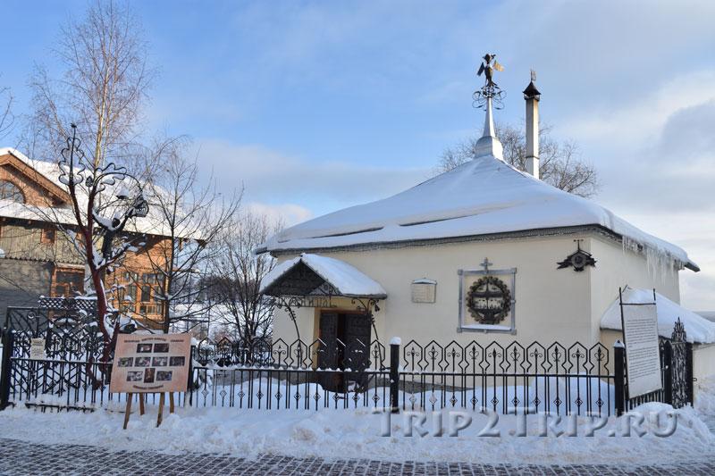 Кузница Бородиных, Георгиевская улица, Владимир