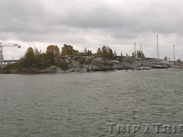 Остров Liuskasaari, Хельсинки