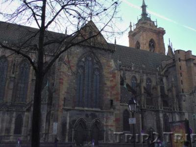 Собор (коллегиальная церковь) Святого Мартина, Кольмар