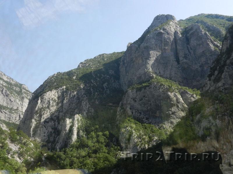 Каньон реки Морача, Черногория