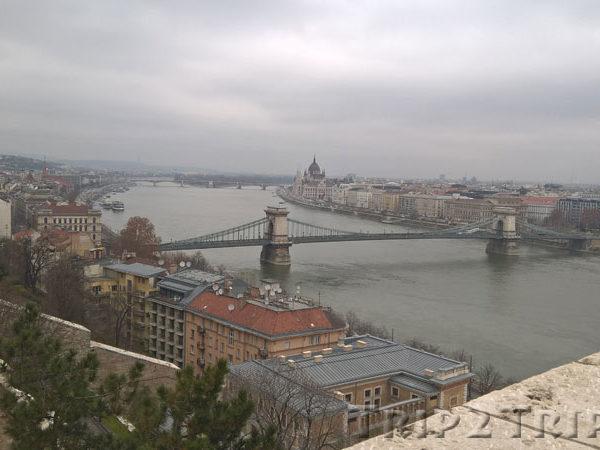 Мост Сечень (Цепной мост), Будапешт