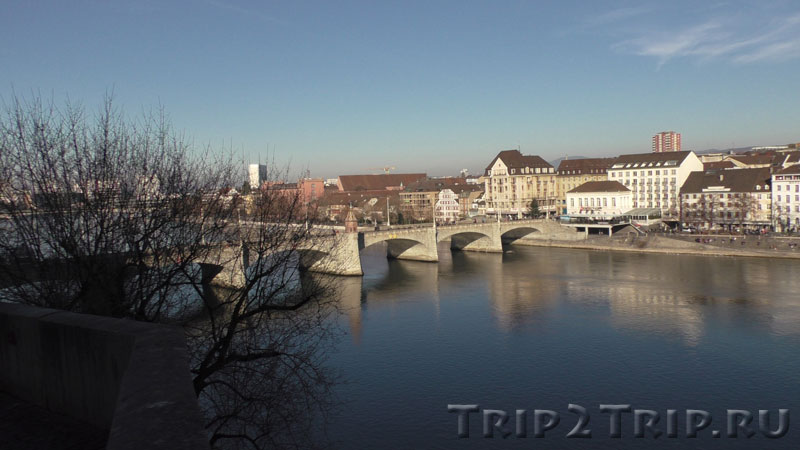 Средний мост, Базель