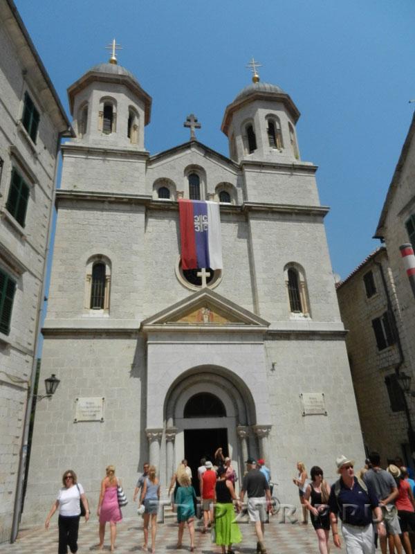 Церковь Святого Николая, Котор