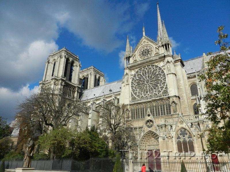 Собор Парижской Богоматери, южный придел