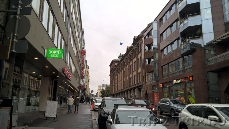 Omena Hotel Helsinki, улица Лённротинкату, Хельсинки