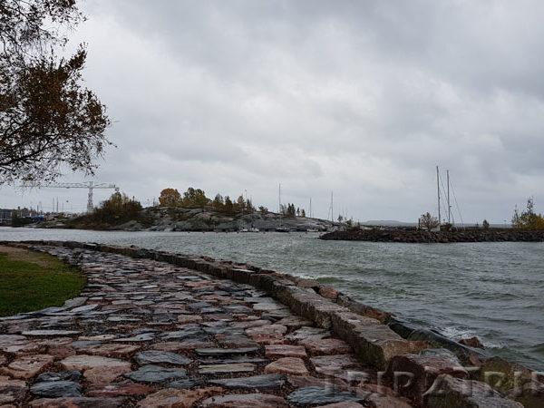 Острова Liuskasaari и Etelainen Uunisaari, Хельсинки