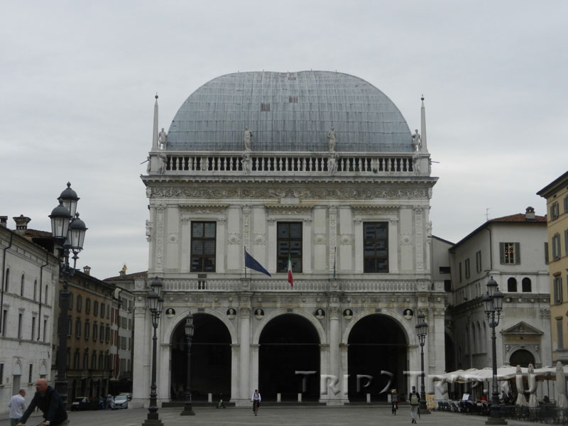 Палаццо Лоджия, Брешиа