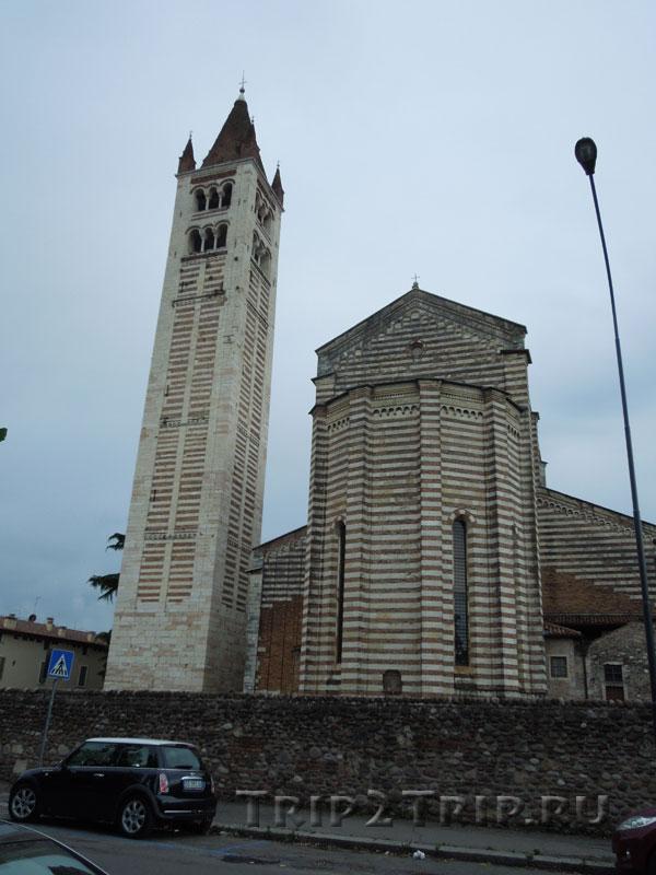 Базилика Сан-Дзено-Маджоре, Верона