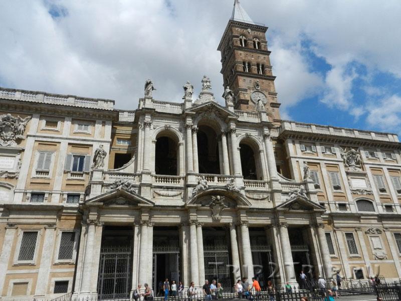 Базилика Санта-Мария-Маджоре, Рим