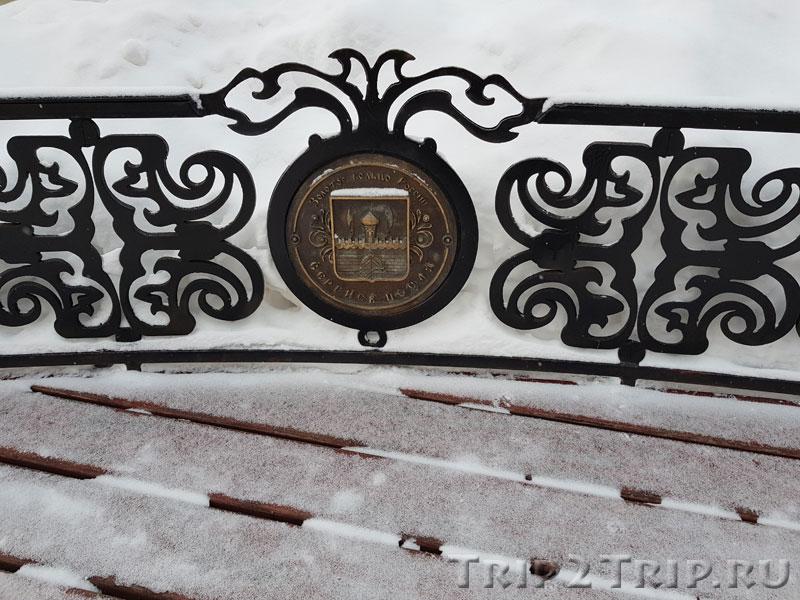 Знак Сергиева-Посада, Нулевой Километр Золотого Кольца, Ярославль