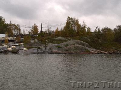 Остров Sirpalesaari, Хельсинки