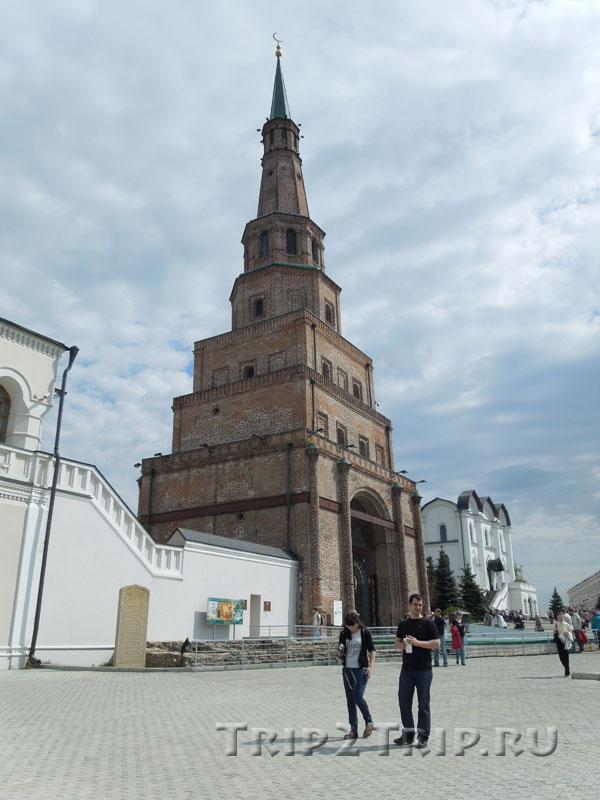 Сююмбике, Казанский кремль