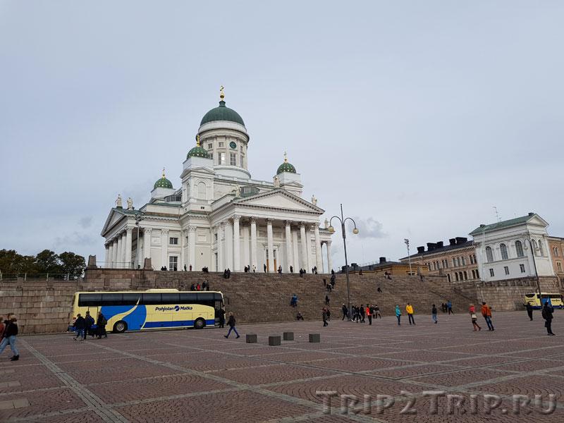 Собор Святого Николая, Сенатская площадь, Хельсинки