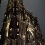Фасад собора, Страсбург