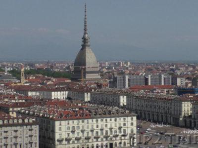 Панорама на Турин