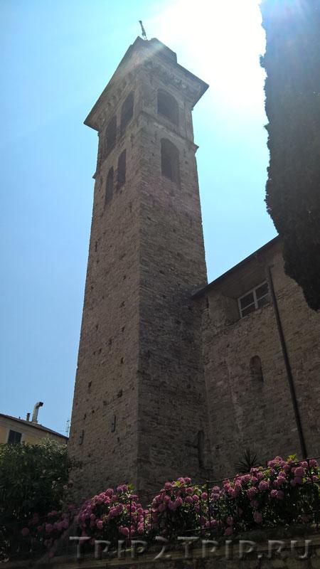 Башня, vico dell'Amore, Рапалло