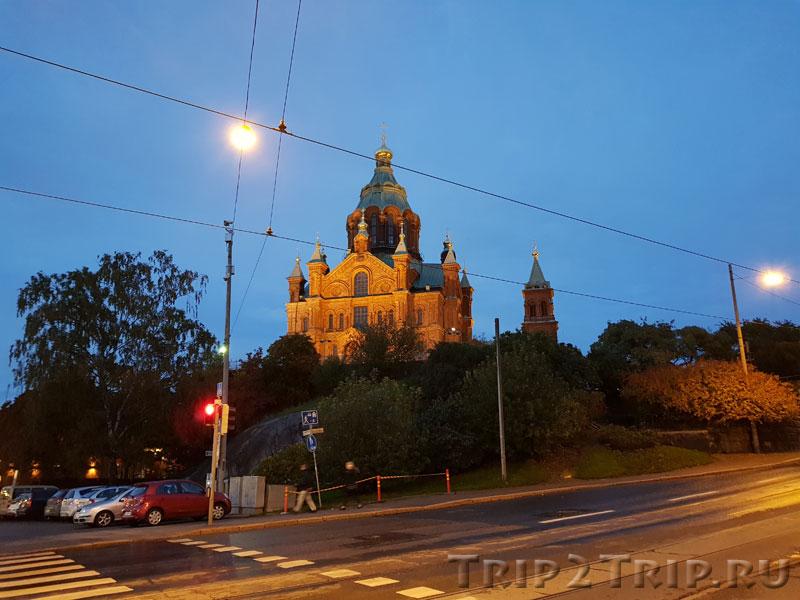 Успенский собор, Катаянокка