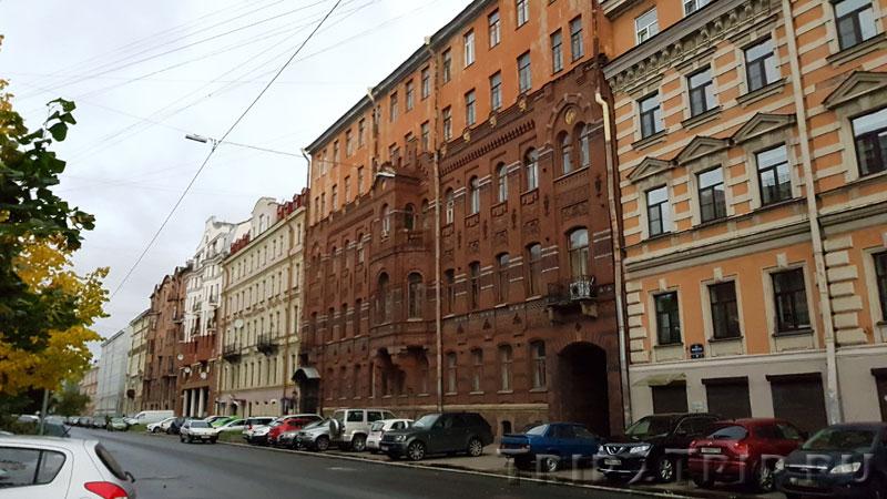 Большой проспект В.О., Санкт-Петербург