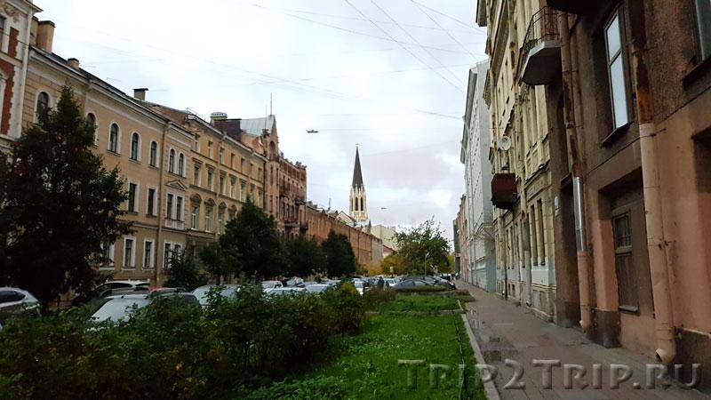 3-я линия В.О., Санкт-Петербург