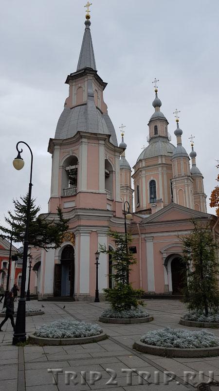 Андреевский собор, угол Большого проспекта и 6-ой и 7-ой линии В.О., Санкт-Петербург