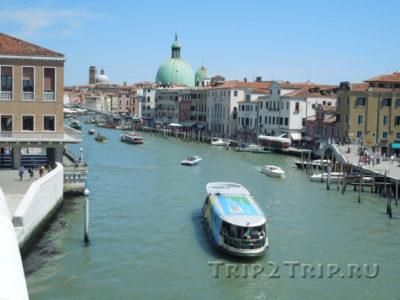 Гран Канале, Венеция