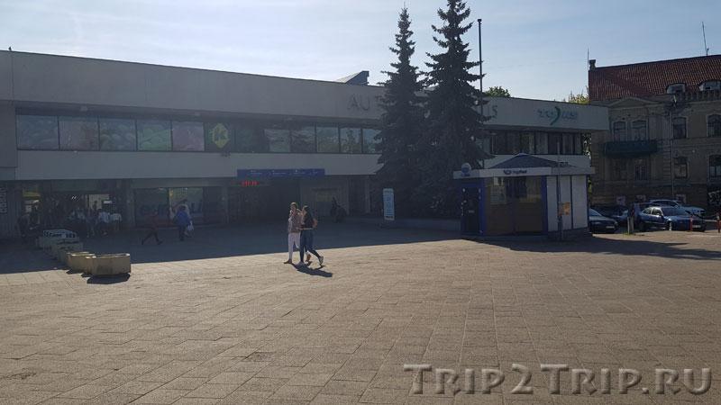 Автовокзал, Вильнюс
