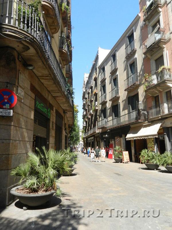 Carrer de l'Argenteria, Готический квартал, Барселона