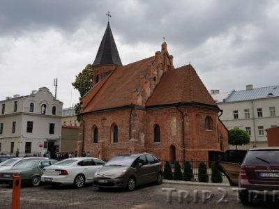 Костёл Святой Гертруды, Каунас