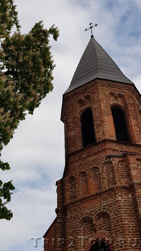 Колокольня костёла Святой Гертруды, Каунас