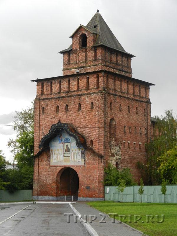 Пятницкие ворота, Коломна
