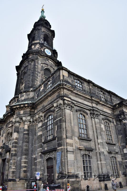 Кройцкирхе, Дрезден