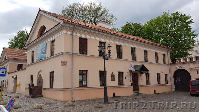 Здание Почтовой станции, Ратушная площадь, Каунас