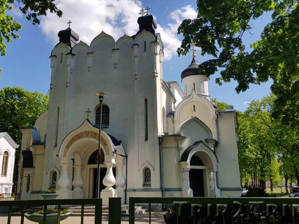 Благовещенский собор, Парк Мира, Каунас