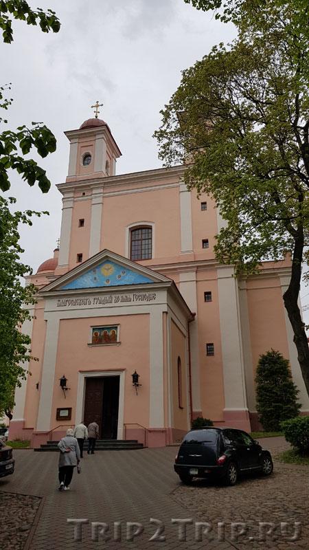 Свято-Духов монастырь, улица Зари, Вильнюс