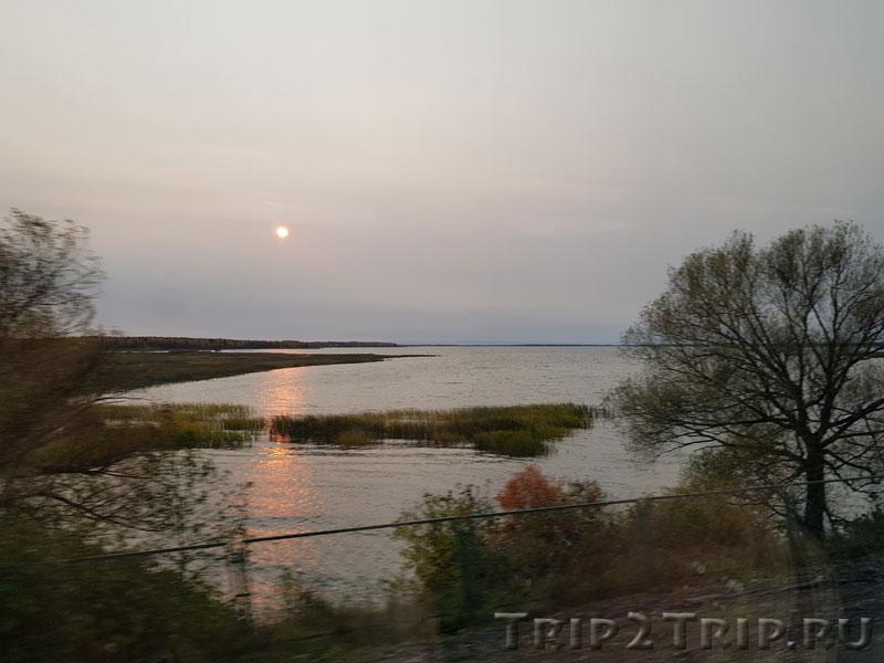 Река Шоша, Тверская область