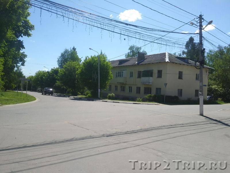 Улица Школьная, Икша