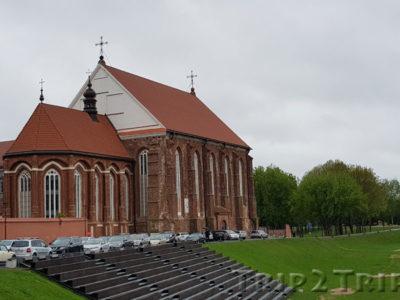 Костёл Святого Юргиса (Георгия), Каунас