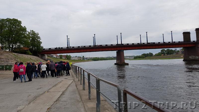 Мост Витовта Великого через Неман, Каунас