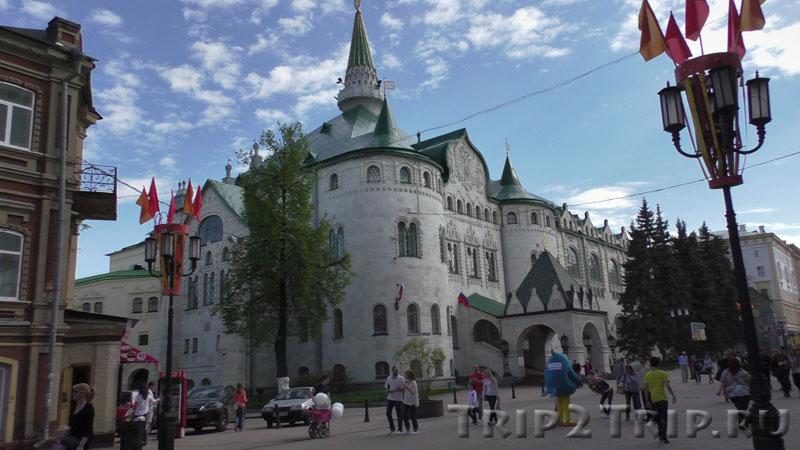 Здание Государственного банка, Большая Покровская улица, Нижний Новгород