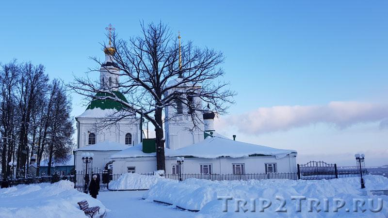 Никольская и Спасская церкви, Владимир