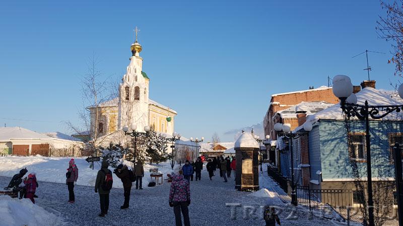 Георгиевская улица, Владимир