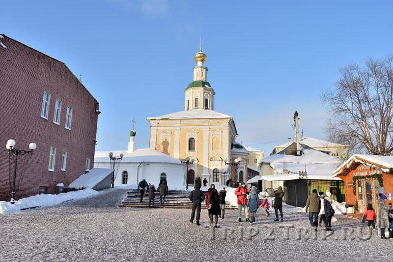Георгиевская церковь, Георгиевская улица, Владимир