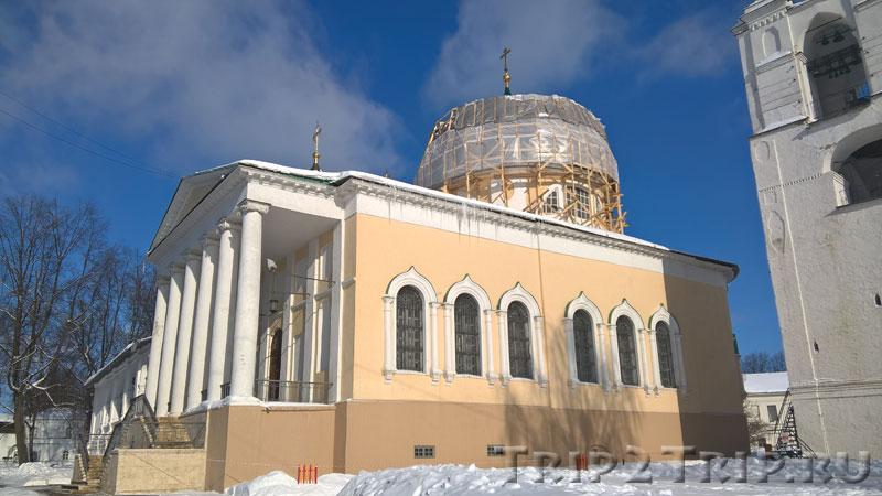 Фото церкви Ярославских Чудотворцев