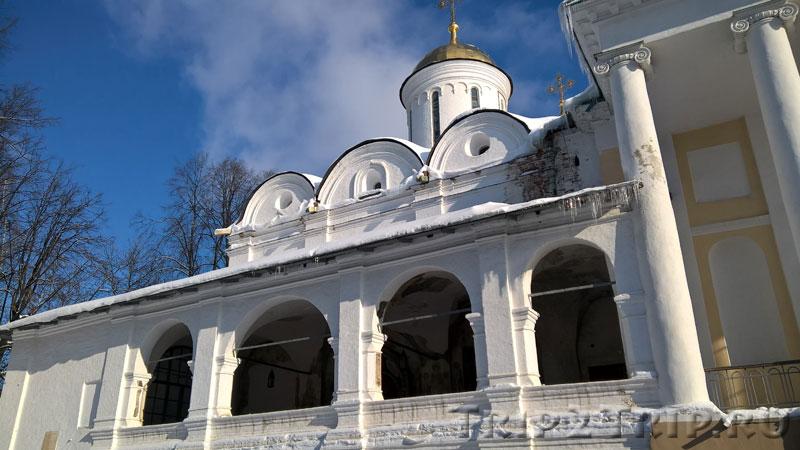 Фото Спасо-Преображенского собора в Ярославле