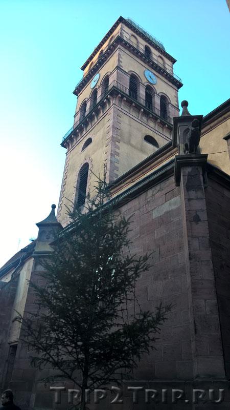 Церковь Святого Креста, Кайзерсберг