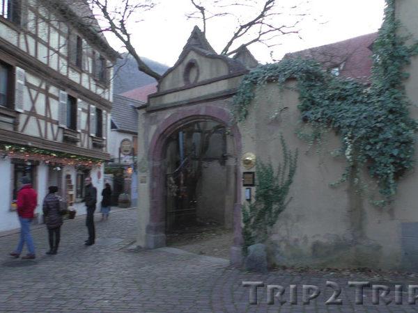 Дом Уффель, или Дом Вольца, Кайзерсберг