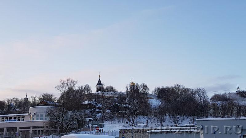 Богородице-Рождественский мужской монастырь, Владимир
