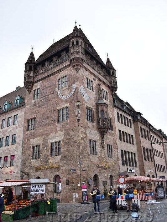Дом Нассау, Нюрнберг